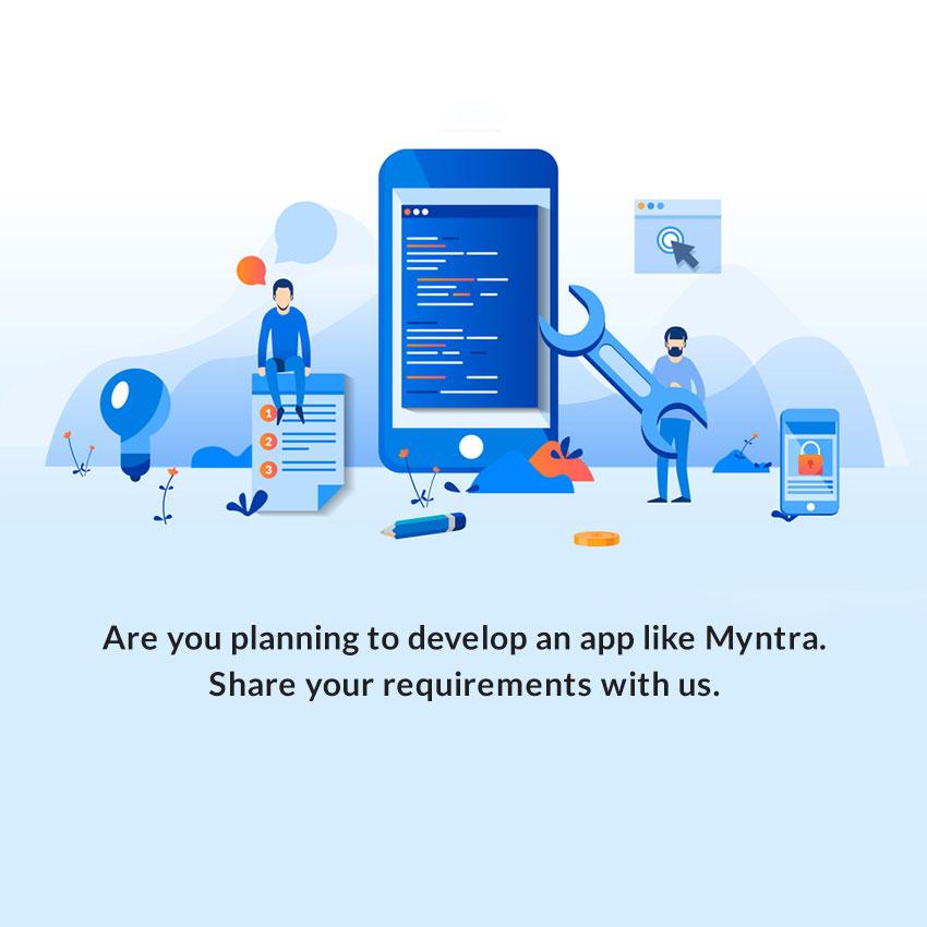 App-development-cost-for-Myntra